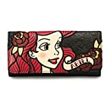 Loungefly Ariel Flash Tattoo Wallet