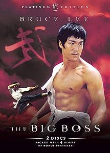 Big Boss, The (2-Disc Platinum Edition) [1971] [DVD]