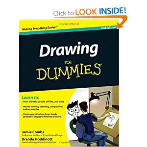 Drawing for Dummies 2nd Edition by Jamie Combs and Brenda Hoddinott 2011 PDF eBook