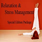 Relaxation and Stress Management Special Edition Audio Package | [Kym Tolson, Hani Al Qasem]