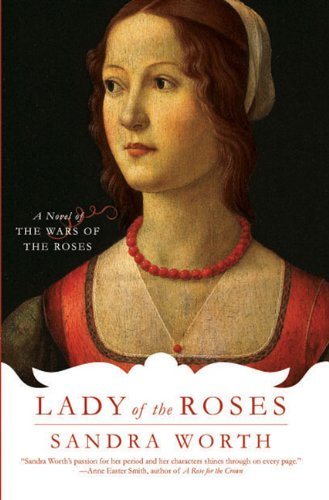 Image of Lady of the Roses: A Novel of the Wars of the Roses