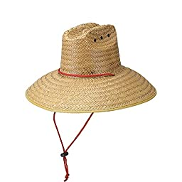 Peter Grimm Hasselhoff Lifeguard Hat (Natural)
