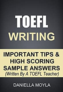 TOEFL iBT Independent essay sample topic + how to outline