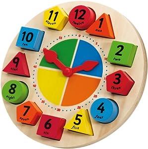Tidlo Sorting and Teaching Clock