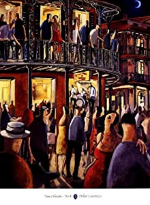 New Orleans - Do It - Poster by Didier Lourenco (35 x 47)