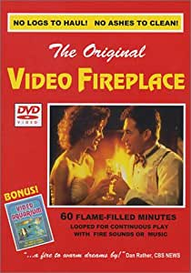 The Original Video Fireplace
