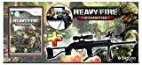 Heavy Fire Afghanistan Wii + Sniper Gun [German Version]