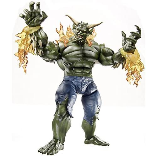 Marvel Legends Loose Ultimate Green Goblin Action Figure [Loose] (Hasbro Toys) by Hasbro