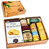 Italian Antipasti Sampler Gourmet Gift Box