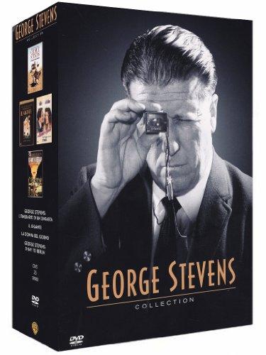 George Stevens collection [5 DVDs] [IT Import]