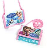 Disney Frozen Pouch Necklace Purse 193835
