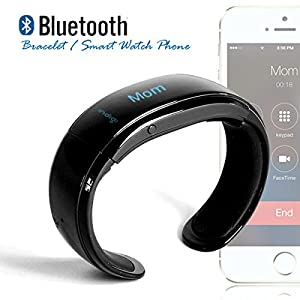 inDigi® Universal Bluetooth Stylish Bracelet Smart Watch Phone For Android Smart Phones (US Seller)