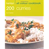 Hamlyn All Colour Cookbook 200 Curries: Over 200 Delicious Recipes and Ideasby Sunil Vijayakar
