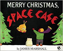 Merry christmas space case picture puffin paperback september