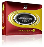 Bridgestone 2011-B330-RX-Optic Yellow-Balls x 1 dozen