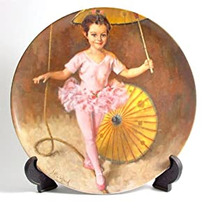 c1982 Reco International Katie The Tightrope Walker by John McClelland Childrens Circus Collection CP310