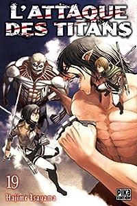 L'Attaque des Titans Edition simple Tome 19