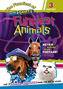 The Funniest of the Planet's Funniest Animals, Vol. 1