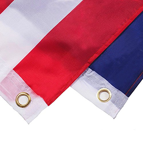 ANLEY® [Fly Breeze] 3x5 Foot Wales Polyester Flag - Vivid Color and UV Fade Resistant - Canvas Header and Double Stitched - Welsh Flags with Brass Grommets 3 X 5 Ft