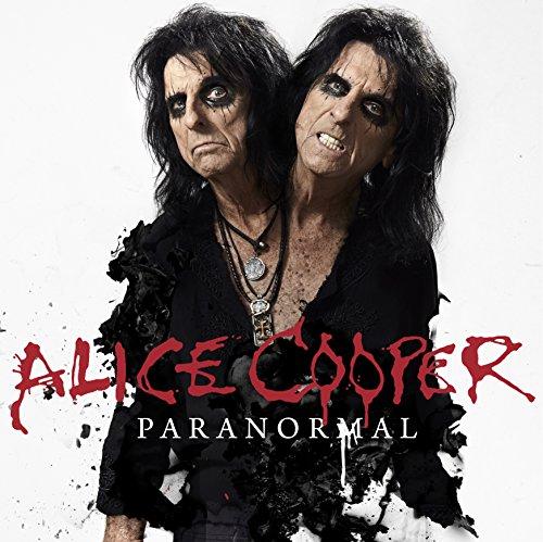 CD : Alice Cooper - Paranormal (Digipack Packaging, 2 Disc)