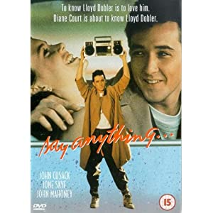 Say Anything 1989 DVD