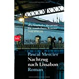 "Nachtzug nach Lissabonvon ""Pascal Mercier"""