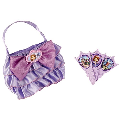 Sofia the First Royal Purse and Fan Set