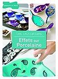 echange, troc Olivier Guez - Effets sur Porcelaine