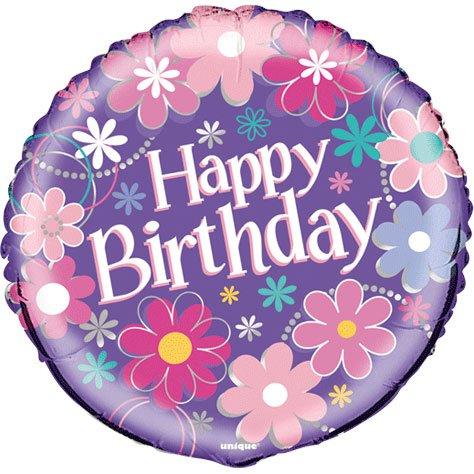 "18"" Birthday Blossom"