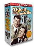 Cover art for  Abbott & Costello 4-Pack