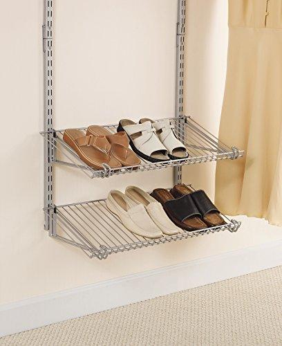 Подставка для обуви в шкафу своими руками