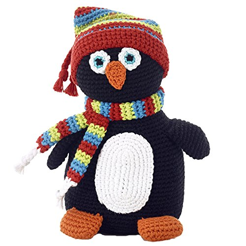 Pebble Penguin Rattle