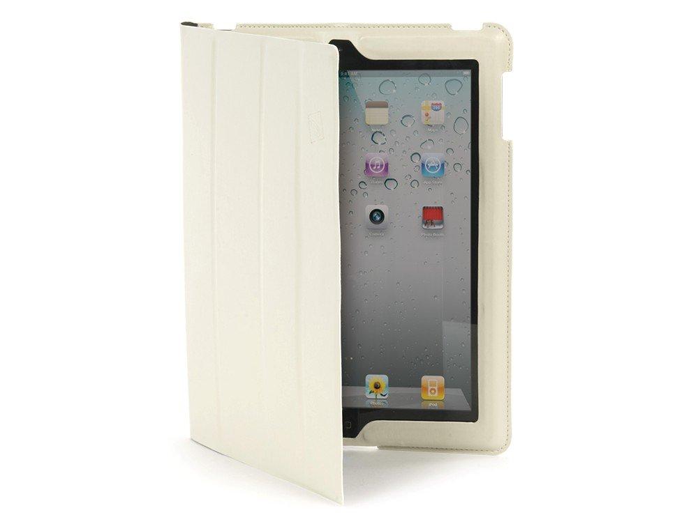 Tucano Cornice - Funda folio para Apple iPad Mini/Retina, blanco  Informática revisión y más información