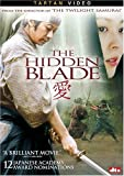 Cover art for  The Hidden Blade