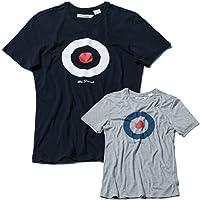 ベンシャーマン BEN SHERMAN Tシャツ 半袖 ロゴプリント メンズ 並行輸入品 VITA466