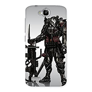 Weapon Sam X Back Case Cover for Honor Holly
