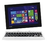 Toshiba Satellite Click Mini 8.9-Inch Laptop (Intel Atom 1.33 GHz, 2 GB RAM, 32 GB HDD, Windows 8.1)