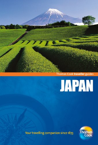 Traveller Guides Japan, 4th (Travellers - Thomas Cook)