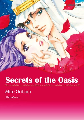 Mito Orihara  Abby Green - Secret of the Oasis