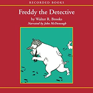 Freddy the Detective Audiobook