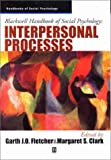 Interpersonal processes /