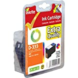 Inkrite Ink Cartridge for Dell 725 810 - JF333 Colour