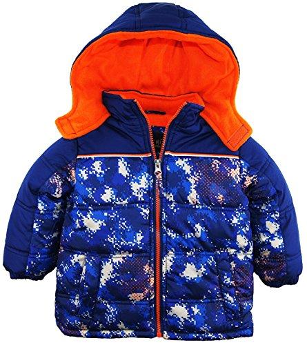IXtreme - Cappotto - Piumino - Maniche lunghe  - ragazzo blu navy 4 anni