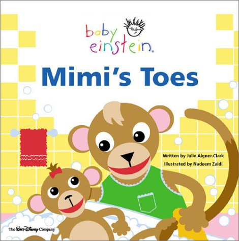 Baby Einstein: Mimi's Toes, AIGNER-CLARK, JULIE