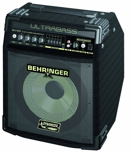 Behringer BXL450A Ultrabass 45W 2 Channel Bass Amplifier