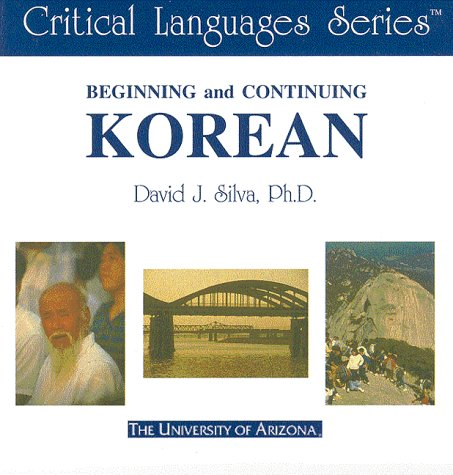 Beginning and Continuing Korean Critical Languages Series