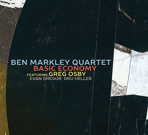 CD : Ben Markley - Basic Economy (CD)