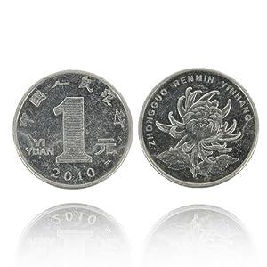 Coin Bite Magic Trick