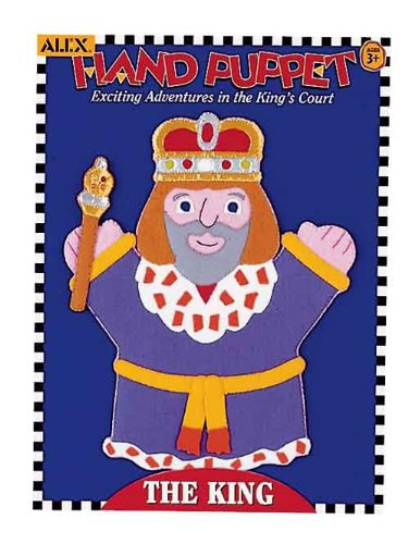 The King - Hand Puppet