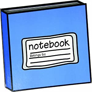 Amazon.com: Cartoon Notebook: Office Products